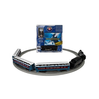 Lionel Trains The Polar Express Passenger Electric Powered Bluetooth Train Set with Movie Sounds, Remote Control for Ages 14 Years and Up