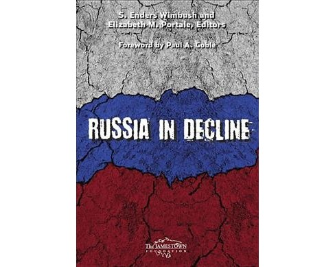 Russia in Decline -  (Paperback) - image 1 of 1