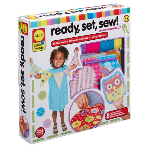 ALEX Toys Little Hands Ready Set Sew - image 1 of 4