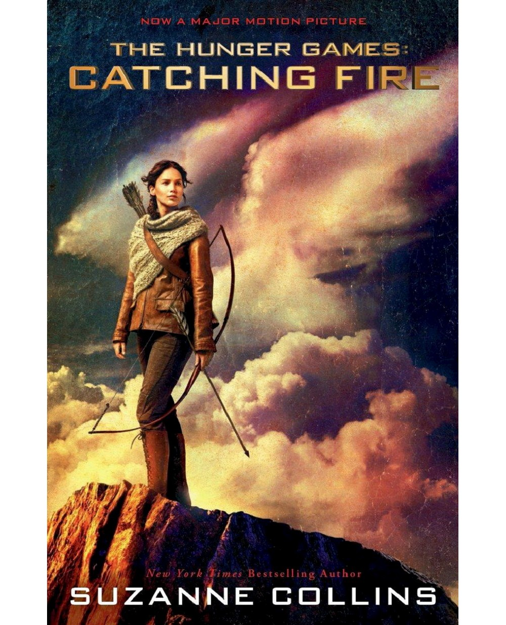 Scholastic Catching Fire (Media Tie-In) (Paperback) by Suzanne Collins