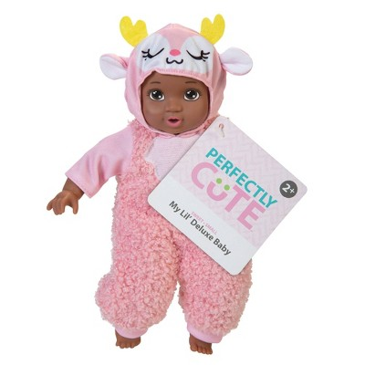 """Perfectly Cute 8"""" My Lil Baby Doll - Deer"""