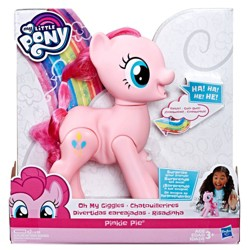 "My Little Pony 8"" Scale Oh My Giggles Pinkie Pie"