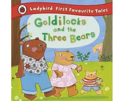 Goldilocks and the Three Bears (Hardcover) - image 1 of 1