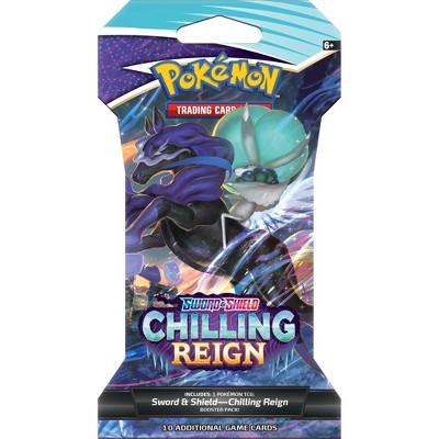 Pokemon Sword & Shield Chilling Reign Booster Pack