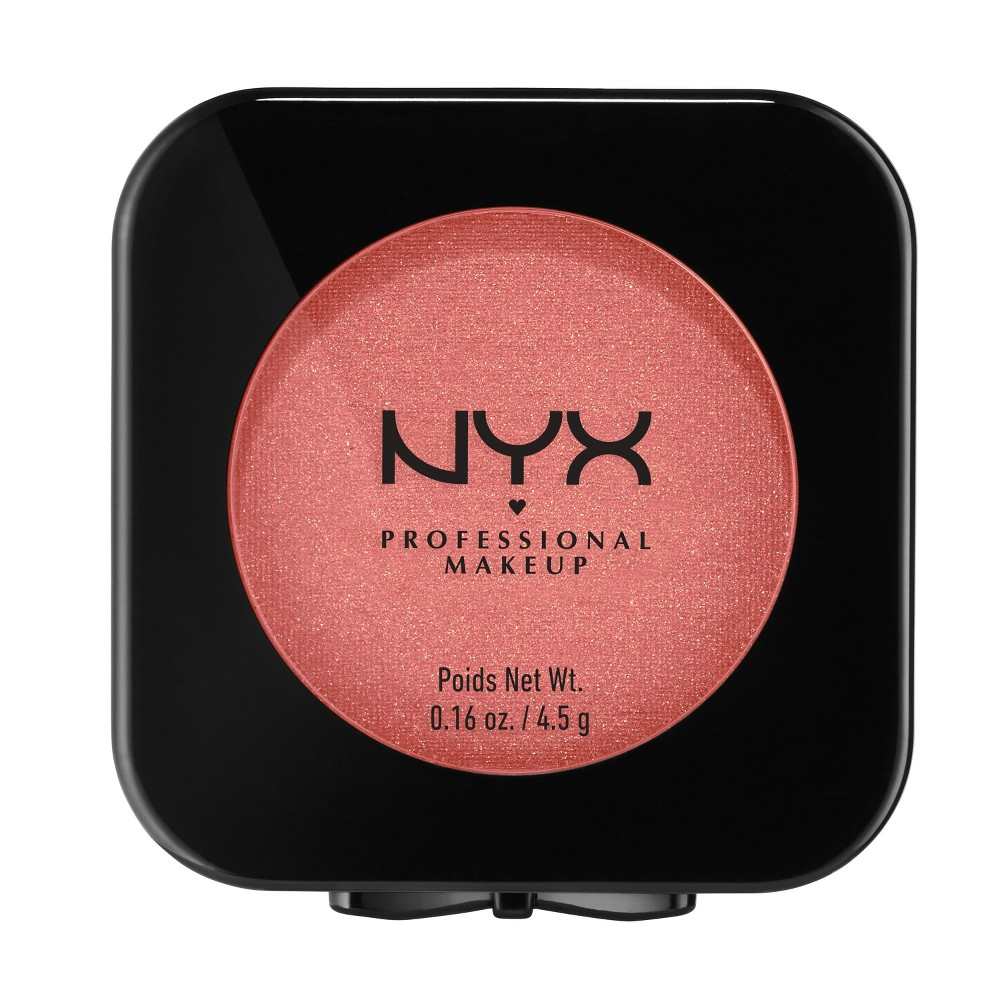 Nyx Professional Makeup High Definition Blush Bitten - 0.16oz