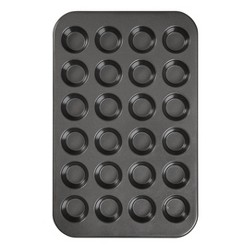 Wilton Ultra Bake Professional 24 Cup Nonstick Mini Muffin Pan