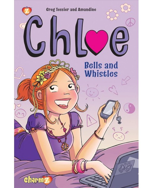 Chloe 2 : The Queen of High School (Hardcover) (Greg Tessier) - image 1 of 1