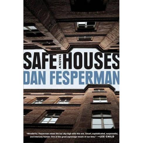 Safe Houses - by  Dan Fesperman (Hardcover) - image 1 of 1
