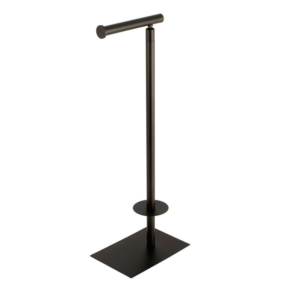 Image of Claremont Freestanding Toilet Paper Stand Oil Rubbed Bronze - Kingston Brass