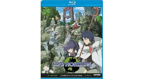 Log Horizon:Complete Collection (Blu-ray) - image 1 of 1