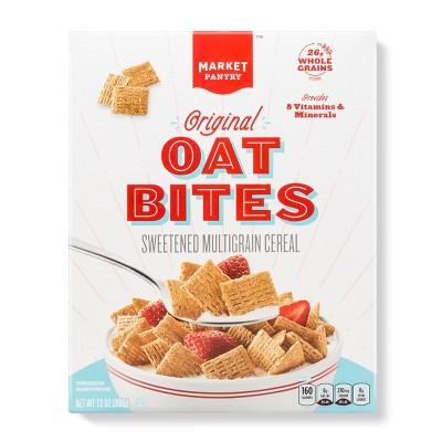 Original Oat Bites Cereal - 13oz - Market Pantry™