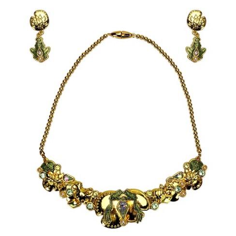 Disney Jewelry Set Tiana - Disney store - image 1 of 3