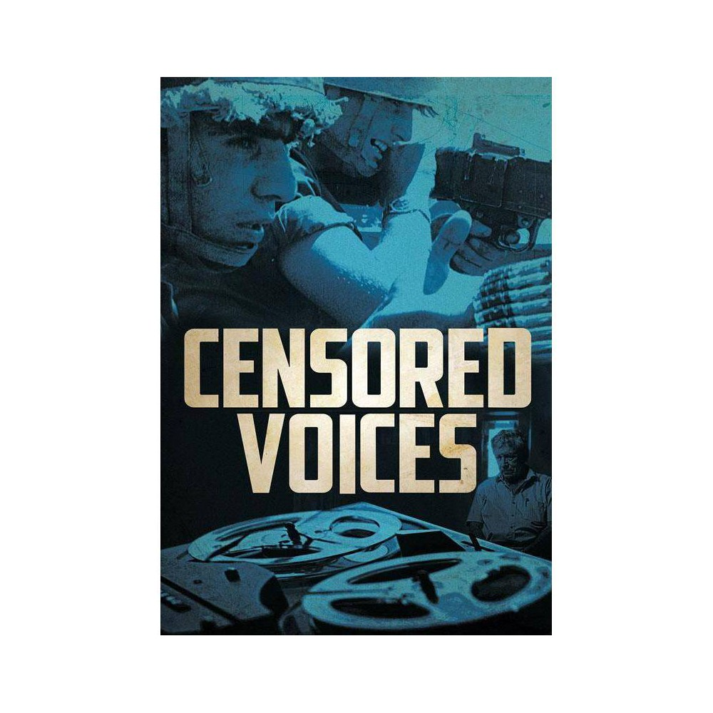 Censored Voices Dvd 2016