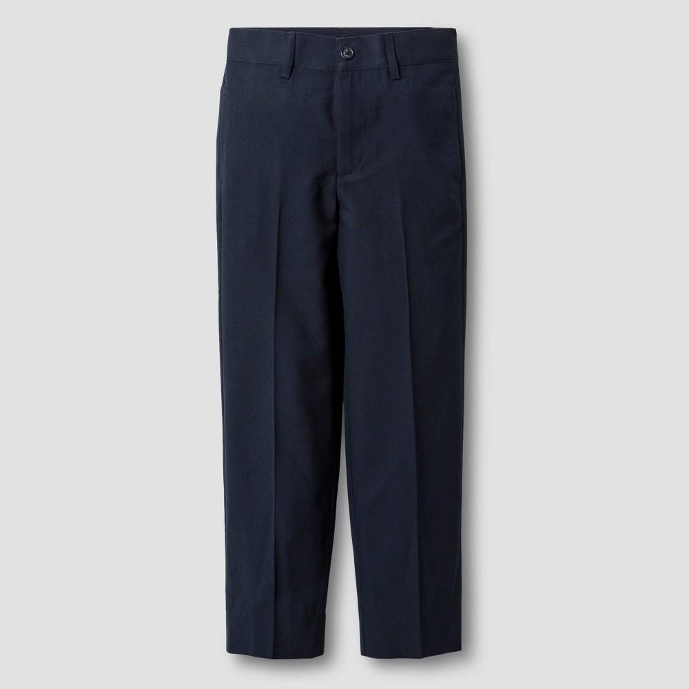 Image of Boys' Suit Pants - Cat & Jack Navy 10, Boy's, Blue