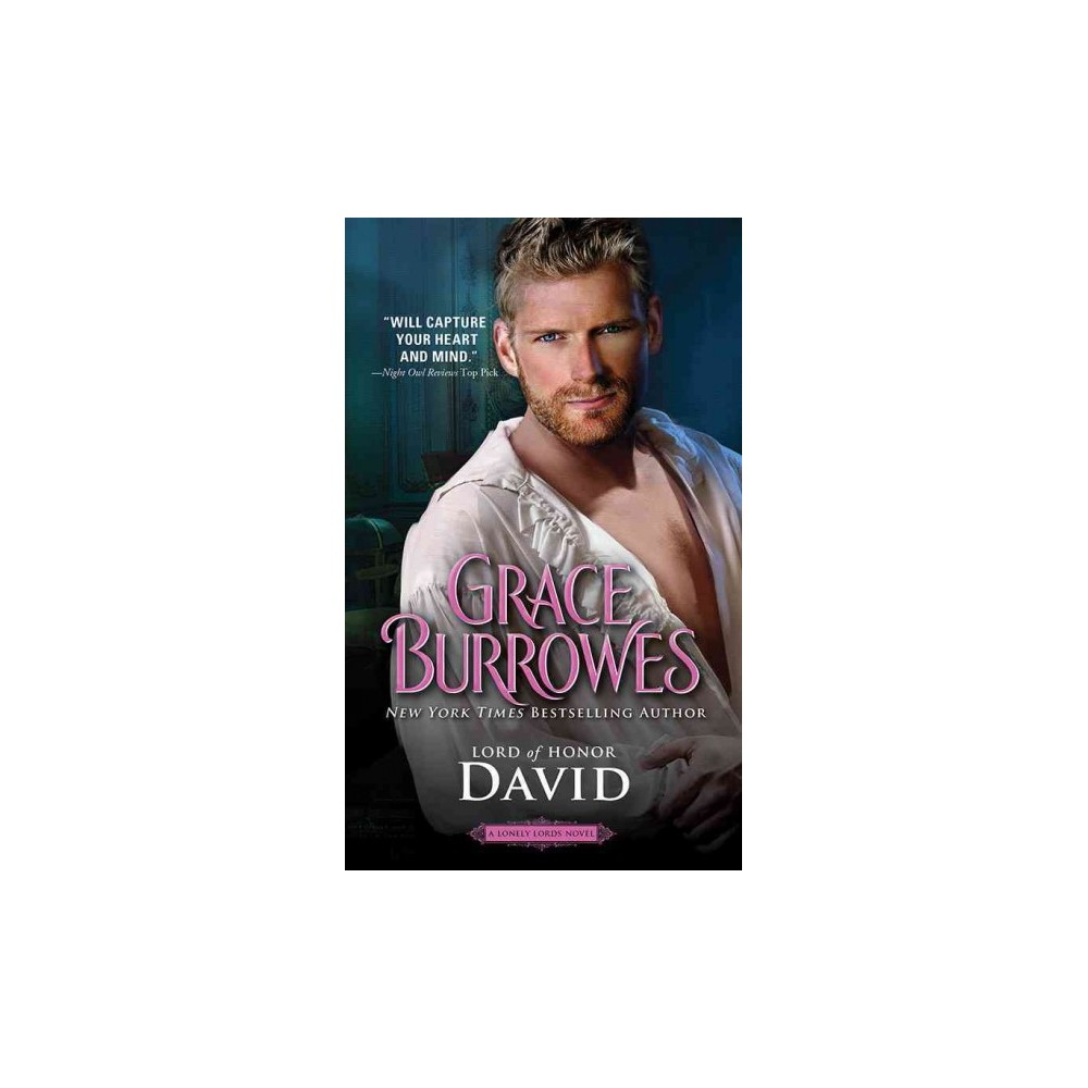David : Lord of Honor (Paperback) (Grace Burrowes)