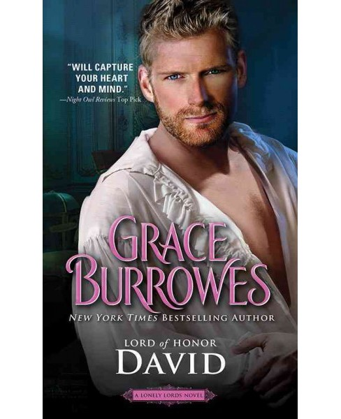 David : Lord of Honor (Paperback) (Grace Burrowes) - image 1 of 1