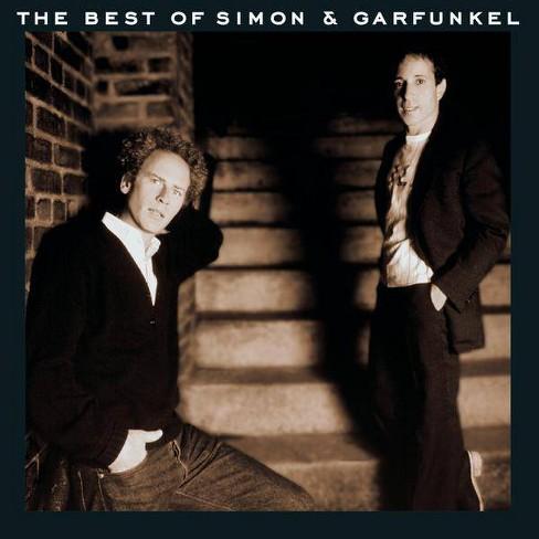 Simon & Garfunkel - Best of Simon & Garfunkel (CD) - image 1 of 1