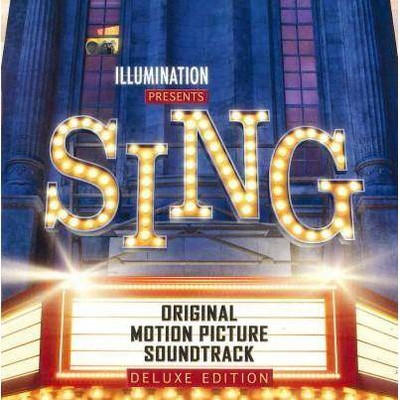 Various Artists - Sing: Original Motion Picture Soundtrack (CD)