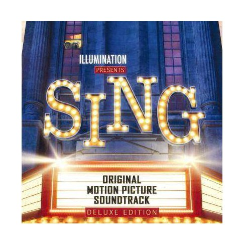 Original Soundtrack - Sing (Deluxe Edition) (CD) - image 1 of 1