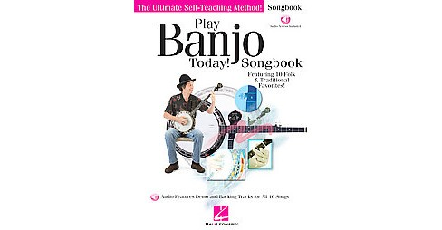 Play Banjo Today! Songbook (Paperback) - image 1 of 1