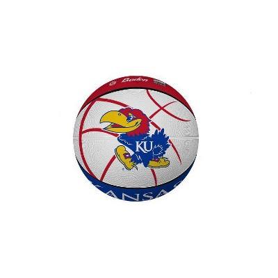 NCAA Kansas Jayhawks Mini Basketball