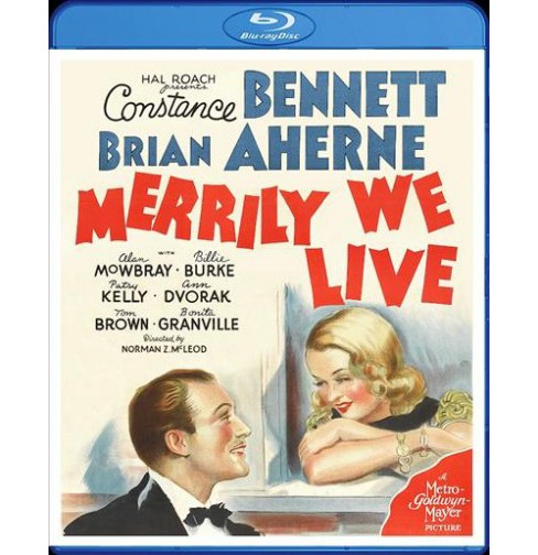 Merrily We Live (Blu-ray) - image 1 of 1