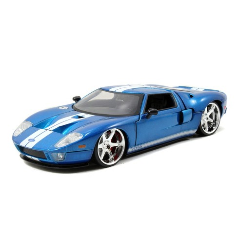 The Fast And The Furiouscast  Ford Gt  Scale