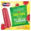 The Original Brand Popsicle Raspberry Fruit Frozen Pops - 12ct/18oz - image 2 of 4