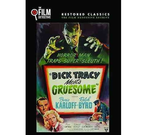 Dick Tracy Meets Gruesome (DVD) - image 1 of 1
