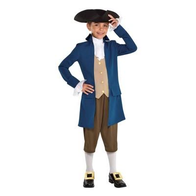 Kids' Paul Revere Halloween Costume