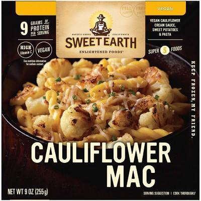 Sweet Earth Frozen Cauliflower Mac - 9oz