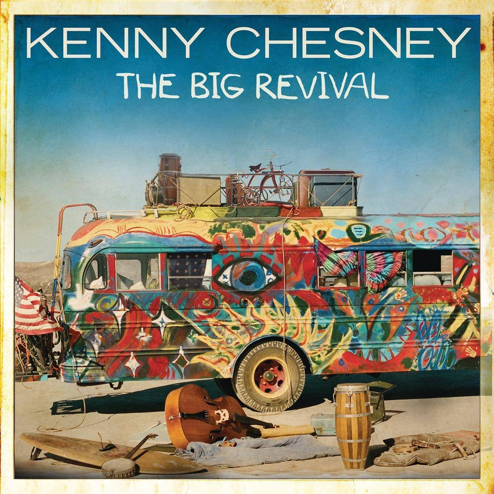 Kenny Chesney - The Big Revival (CD) Top