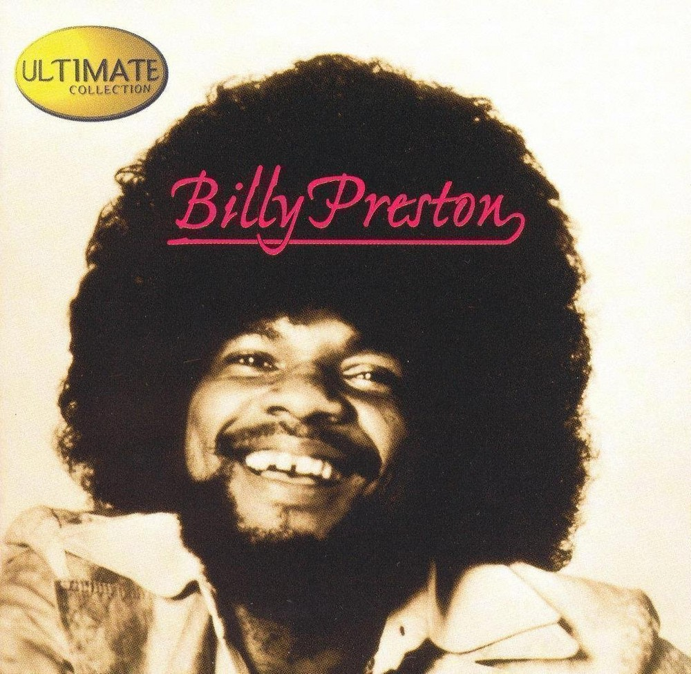 LP Supports Billy preston - Ultimate collection (CD)