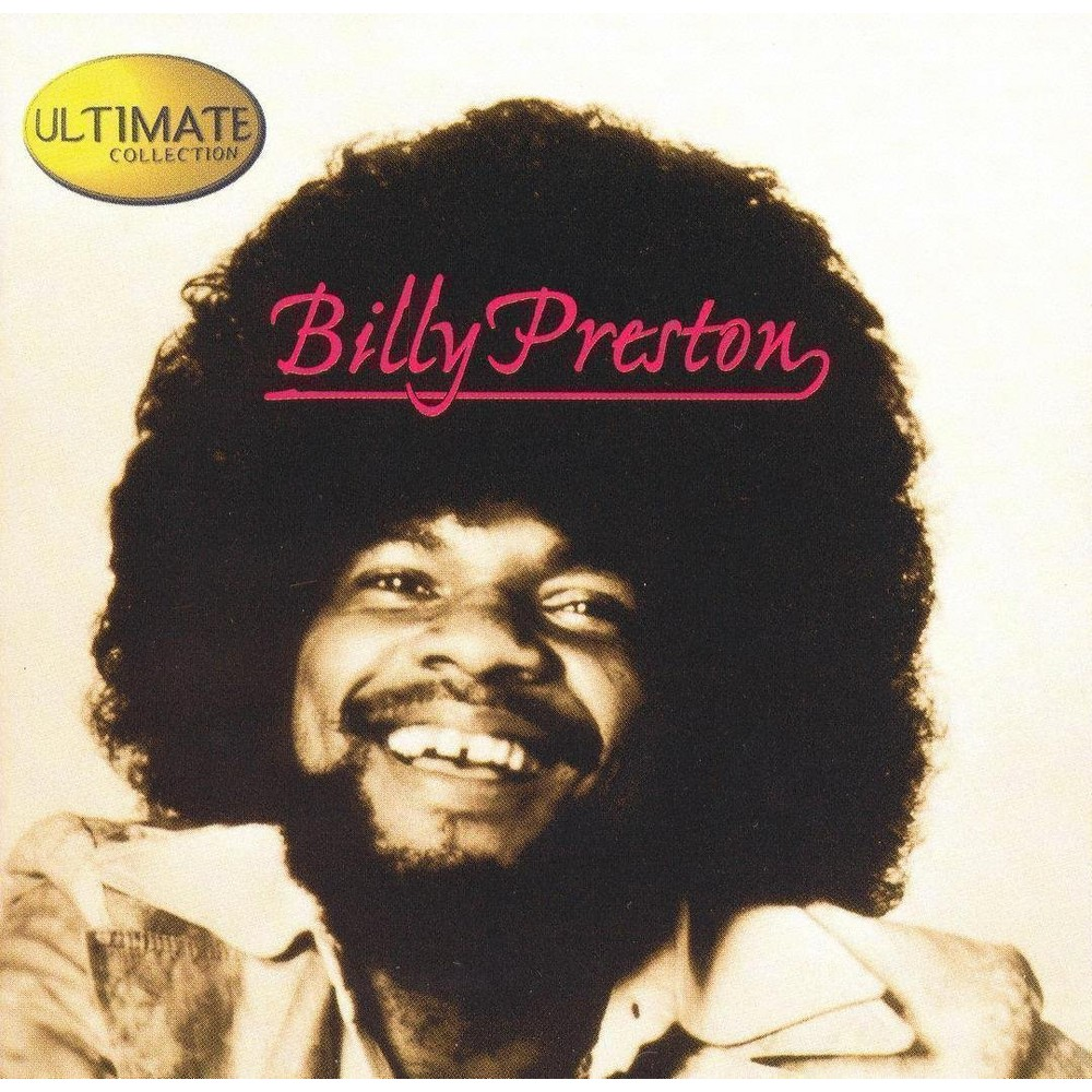 Billy Preston - Ultimate Collection (CD)