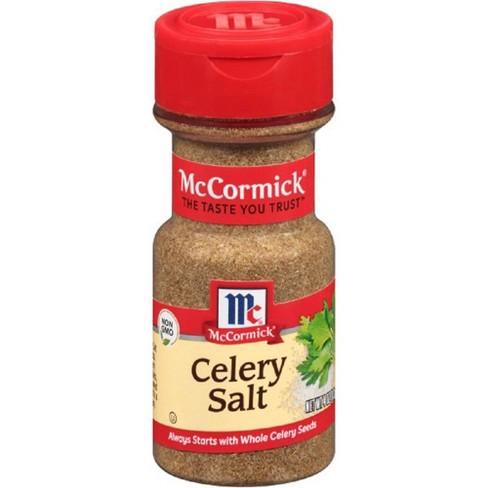 McCormick Celery Salt - 4oz - image 1 of 4