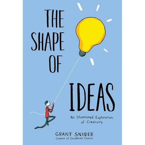 The Shape of Ideas - by  Grant Snider (Hardcover) - image 1 of 1