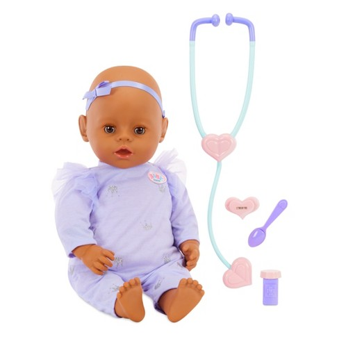 Baby Born - Mommy Make Me Better - Interactive Baby Doll - Brown Eyes - image 1 of 4
