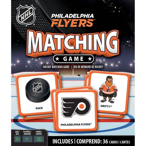 NHL Philadelphia Flyers Matching Game - image 1 of 3