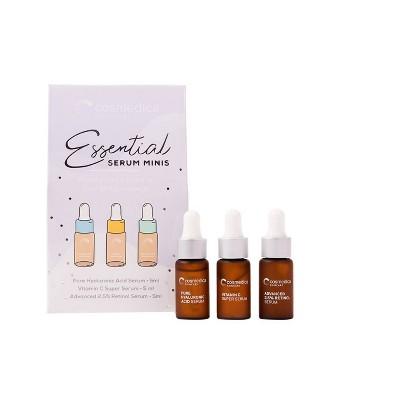 Cosmedica Skincare Essential Serum Minis Trio - 3pc