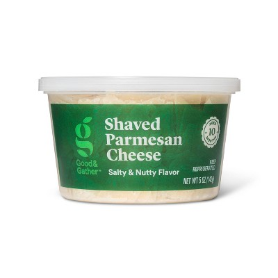 Shaved Parmesan Cheese Cup - 5oz - Good & Gather™