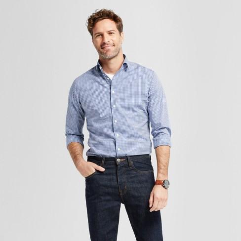 76ce4862e43 Men's Slim Fit Ultimate Button-Down Dress Shirt - Goodfellow & Co ...
