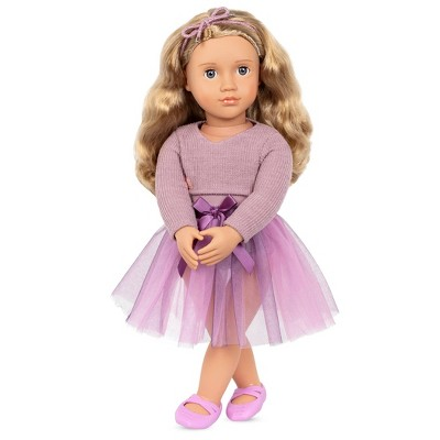 "Our Generation 18"" Ballerina Doll - Savannah"