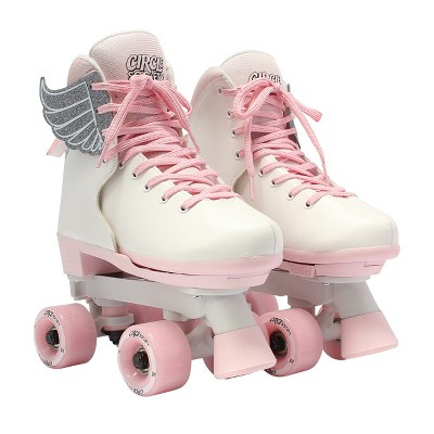 Circle Society Classic Adjustable Skate - Pink Vanilla (3-7)