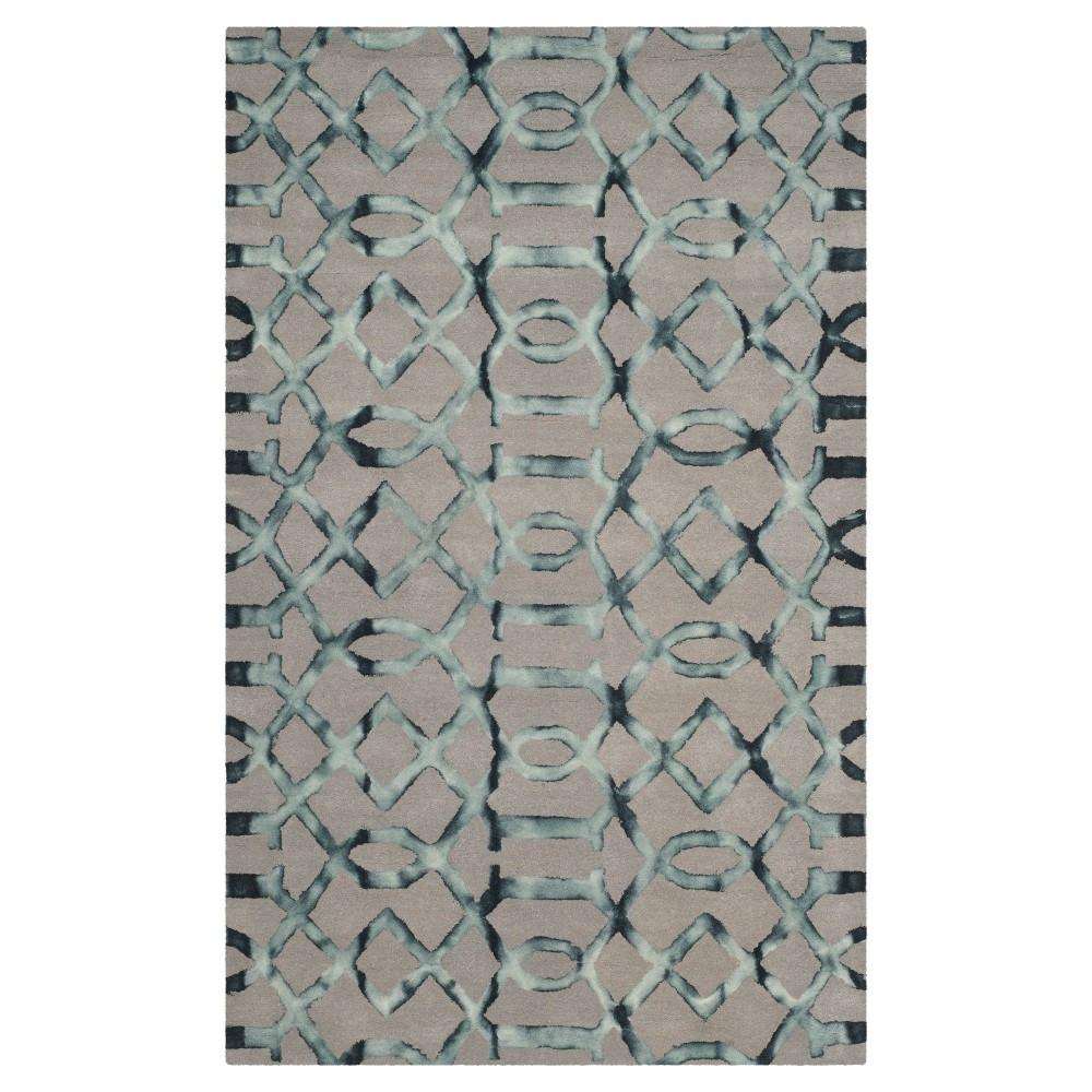Estcott Area Rug - Gray/Charcoal (Gray/Grey) (5'x8') - Safavieh
