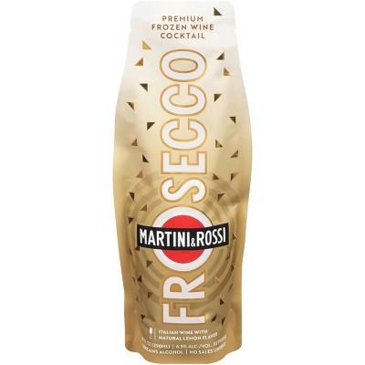 Martini & Rossi Frosecco Frozen Wine Cocktail - 10 fl oz Pouch