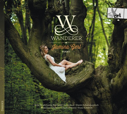 Jamina Gerl - Wanderer (CD) - image 1 of 1