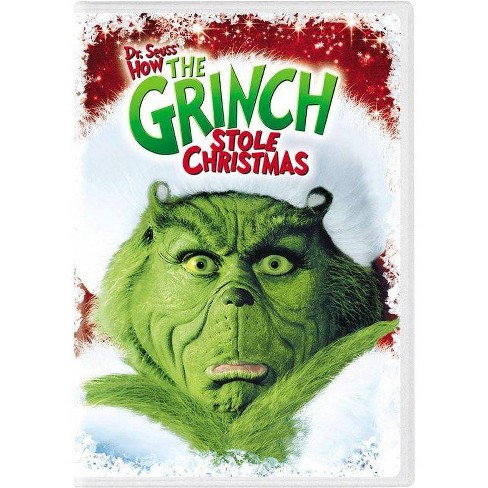 How The Grinch Stole Christmas (DVD) (Dr Seuss) - image 1 of 1