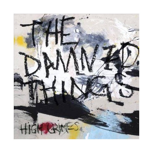 The Damned Things - High Crimes (CD) - image 1 of 1