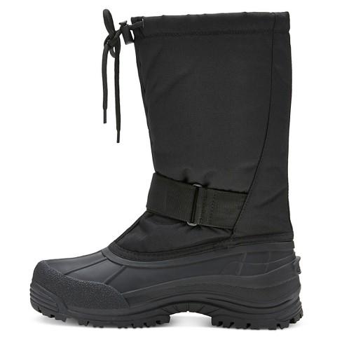 3c5ea0699ddd Men s Arctic Cat Blackwood Winter Boots - Black   Target