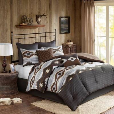 Bitter Creek Oversized Comforter Set